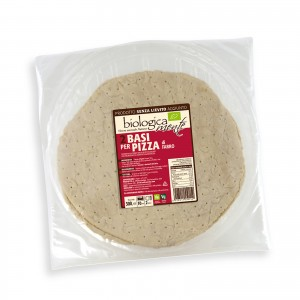 Basi pizza di farro bianco gr. 300 2pz.