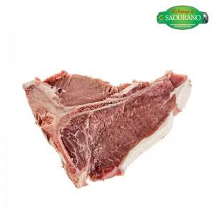 Fiorentine con filetto di bovino bio