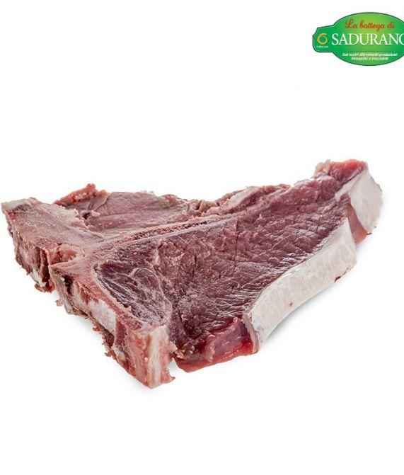 Fiorentine con osso di bovino bio