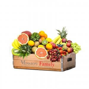 Cassetta solo frutta - formato famiglia