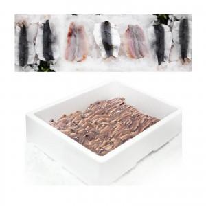 Filetto di Sardina sfilettata e pulita - 1 kg