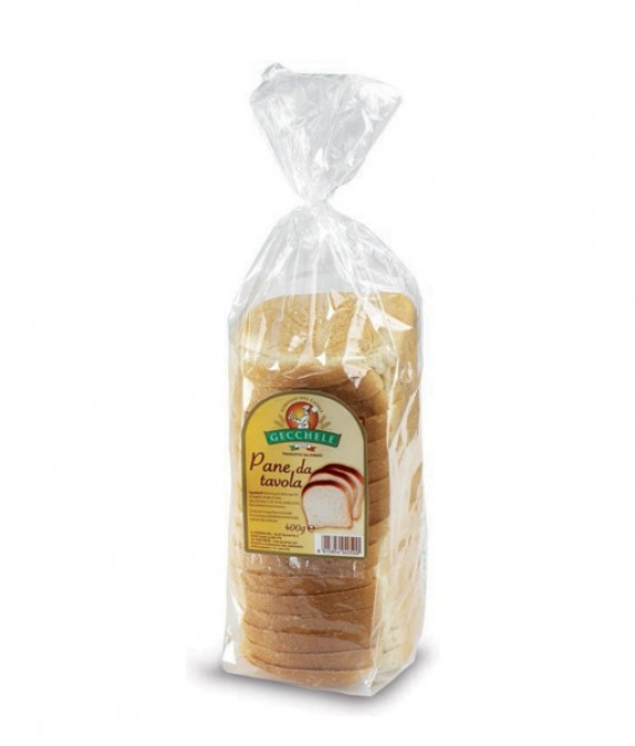 Pane da tavola Bauletto Gecchele - 400 gr