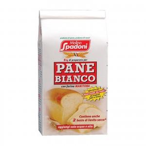 Pane bianco Molino Spadoni - 1 kg