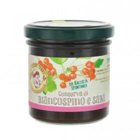 Conserva di biancospino e saba biologica - 170 gr